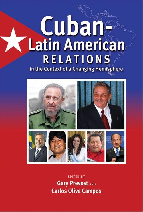 Cambria Press book by Gary Prevost and Carlos Oliva Campos