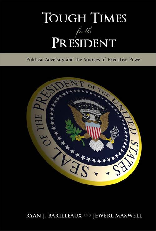 Cambria Press Publication review author #APSA2015 #POTUS