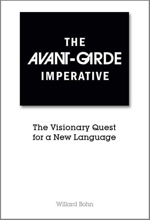 Cambria Press New Book! The Avant-Garde Imperative: The Visionary Quest for a New Language