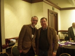 Cambria Press Sinophone World Series Reception: Jonathan Stalling and Christ Lupke