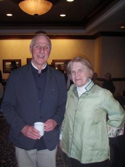 Cambria Press Sinophone World Series Reception: Victor Mair and Ellen Widmer
