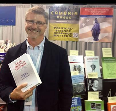 Cambria Press academic publisher author Anthony Jack Gierzynski