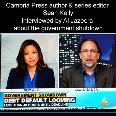 Cambria Press academic publisher Sean Kelly Al Jazeera