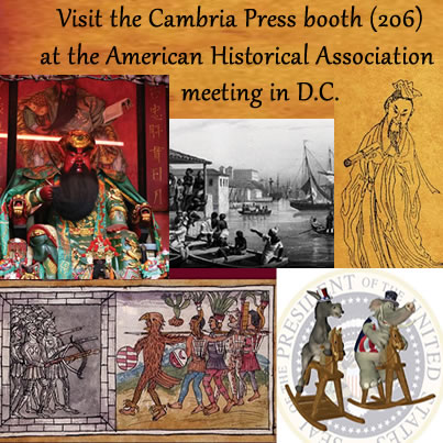Cambria Press academic publisher AHA 2014 Washington DC