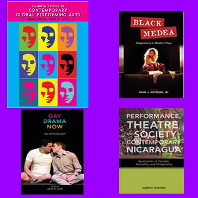 Cambria Press academic publisher theatre performing arts MLA #MLA14