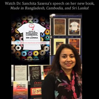 Cambria Press academic publisher Sanchita Saxena Bangladesh Cambodia Sri Lanka Textile Garment Global Coalition Labor