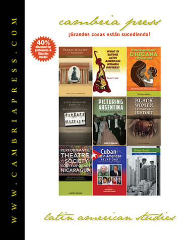 Latin American Studies Cambria Press academic publisher