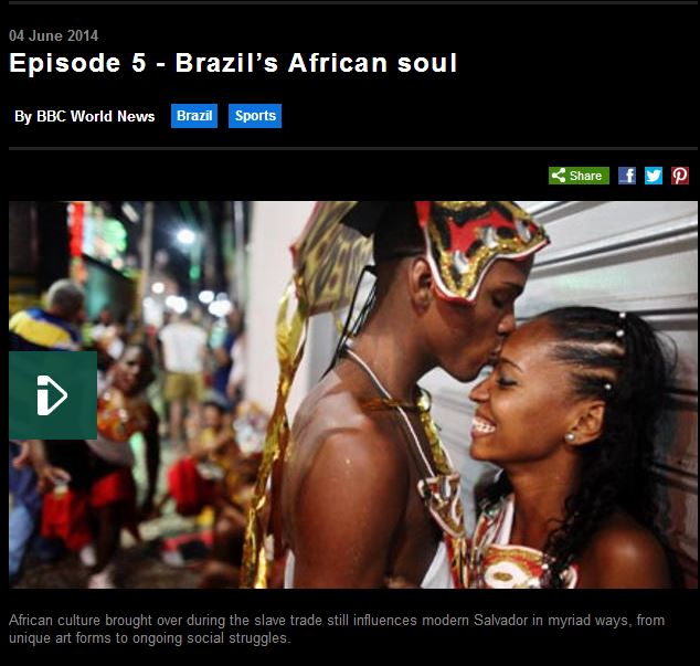 Brazil's African Soul (BBC) – The impact of the slave trade