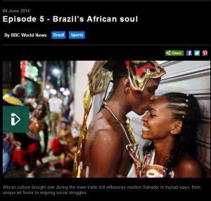 BBC Brazil's African Soul Cambria Press Ana Lucia Araujo Public Memory of Slavery