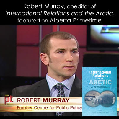 International Relations and the Arctic Cambria Press