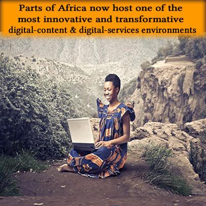 Global Digital Economy #ISA2015 #ASA2014 Africa