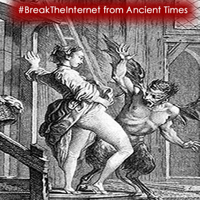 #BreakTheInternet