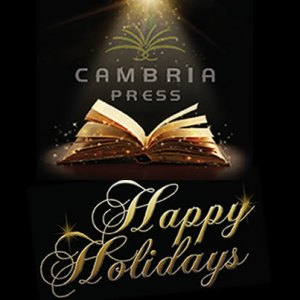 Happy Holidays from Cambria Press!