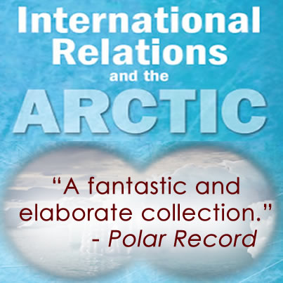 #ISA 2015, International Relations, IR, Arctic, Polar Record