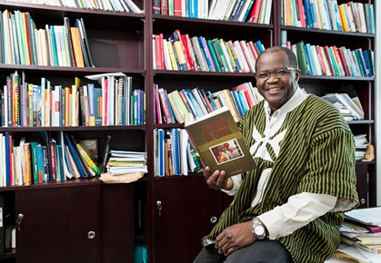 Adams Bodomo  first black professor Africans in China University of Vienna Cambria Press