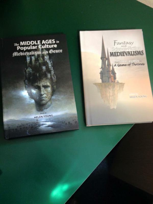 #MAMO15 #TalesAfterTolkien  Cambria Press Middle Ages Popular Culture medievalist medievalism