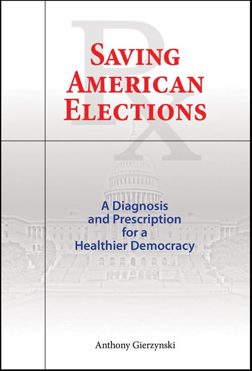 #2016Election POTUS #APSA2015 Cambria Press Publication review academic publisher