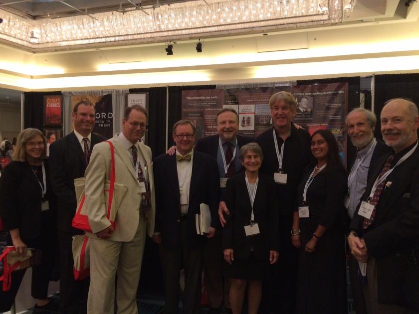 Cambria Press publication author #APSA2015 Michael Genovese Thomas Cronin