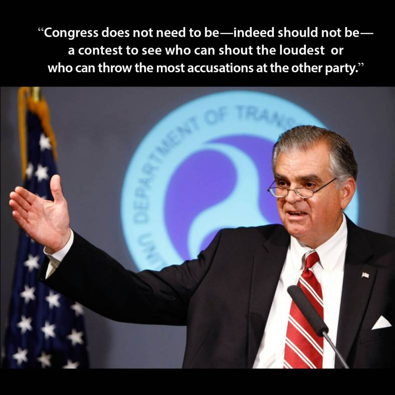 Cambria Press publication book author Ray LaHood quote Congress Bipartisanship Mackaman Dirksen Congressional