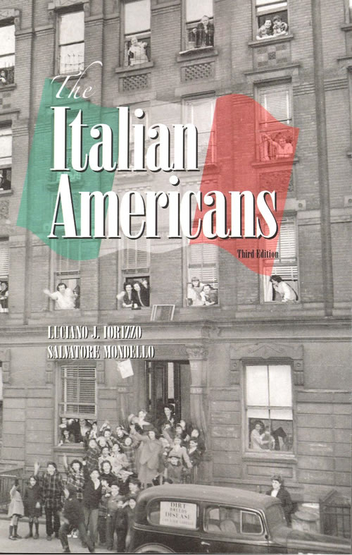 Cambria Press book publication review author Italian American