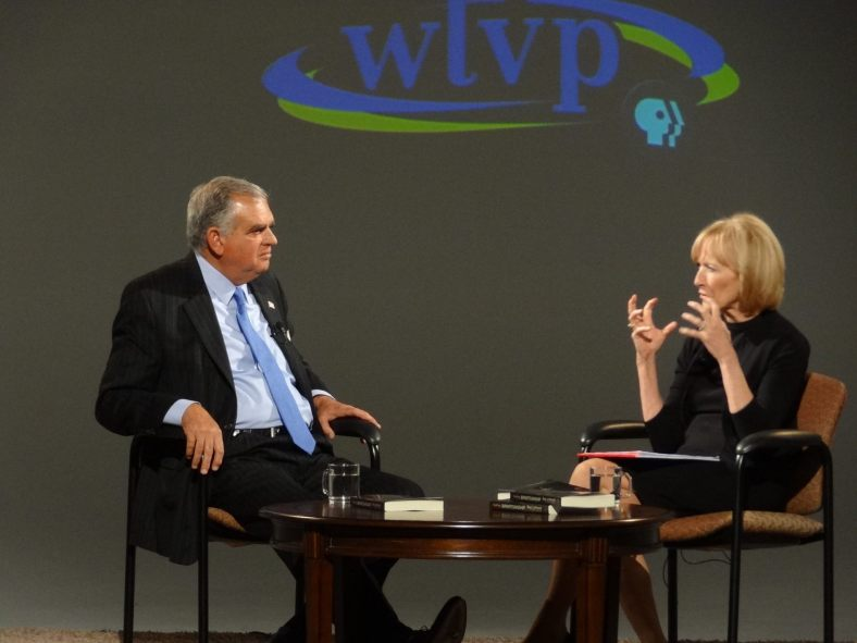 Cambria Press book author publication Ray LaHood PBS Judy Woodruff Seeking Bipartisanship