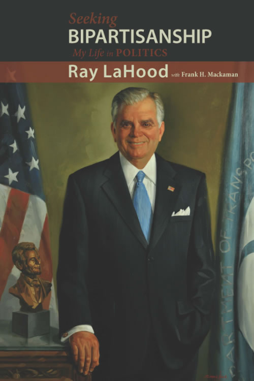 Seeking Bipartisanship Ray LaHood Frank Mackaman Cambria Press publication author review