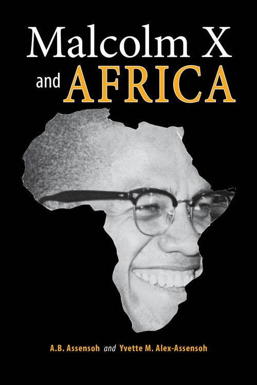 Malcolm X Africa