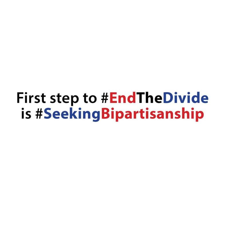 #Bipartisanship