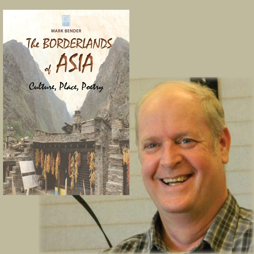 Cambria Press author Mark Bender publication Borderlands of Asia
