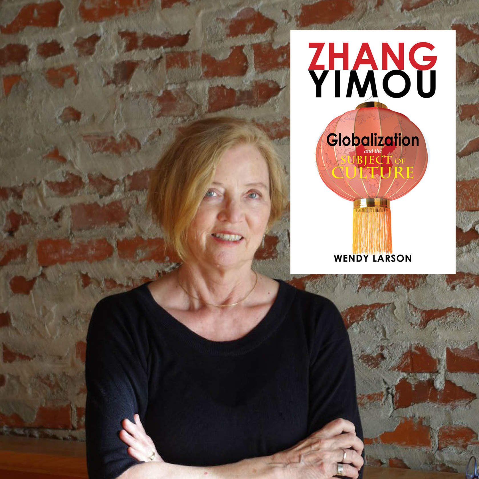 Cambria Press author Wendy Larson publication Zhang Yimou