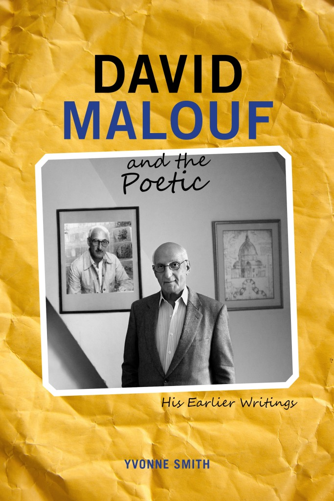 Cambria Press Publication David Malouf