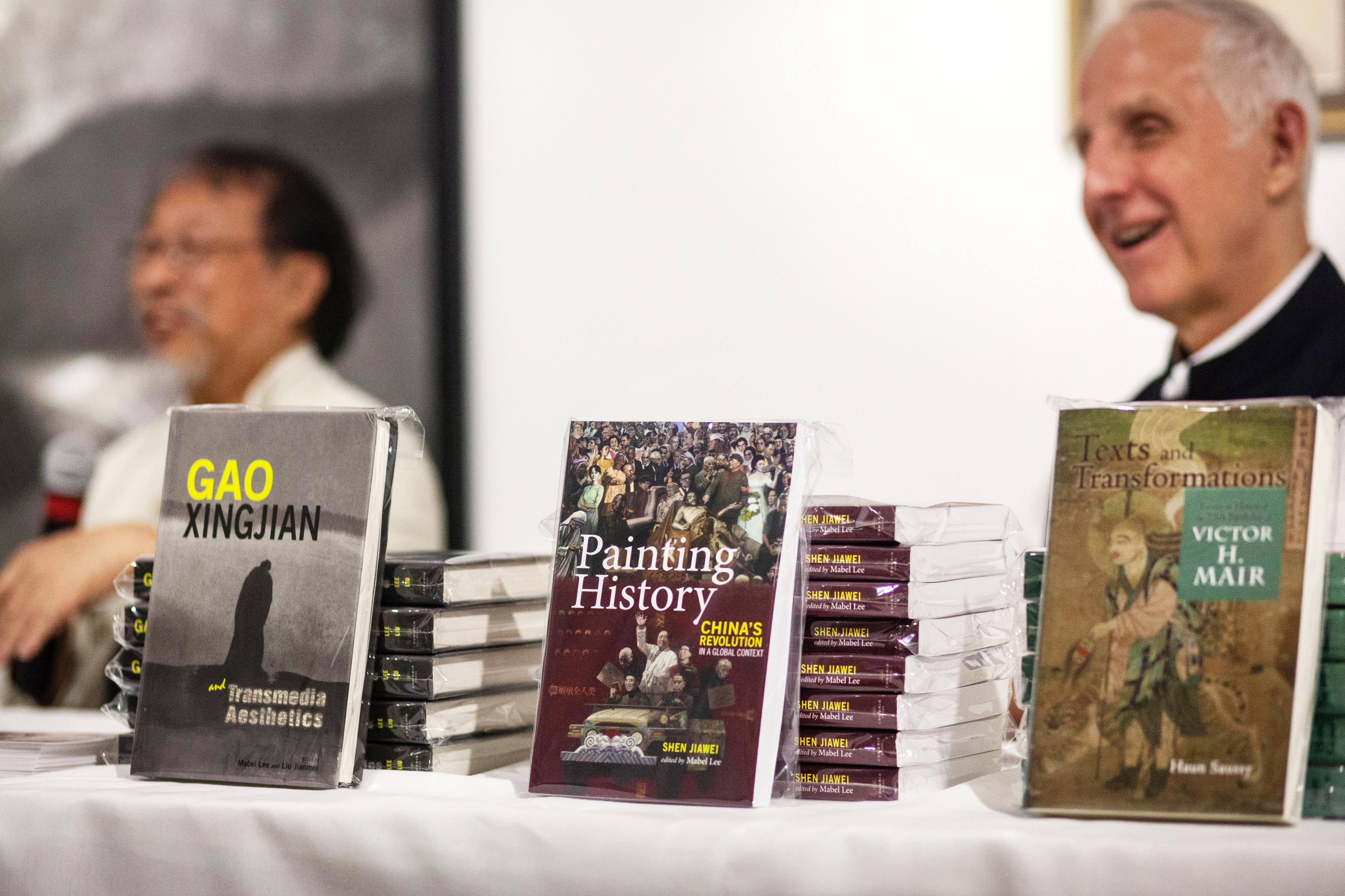 Cambria Press iPreciation Shen Jiawei Victor Mair books