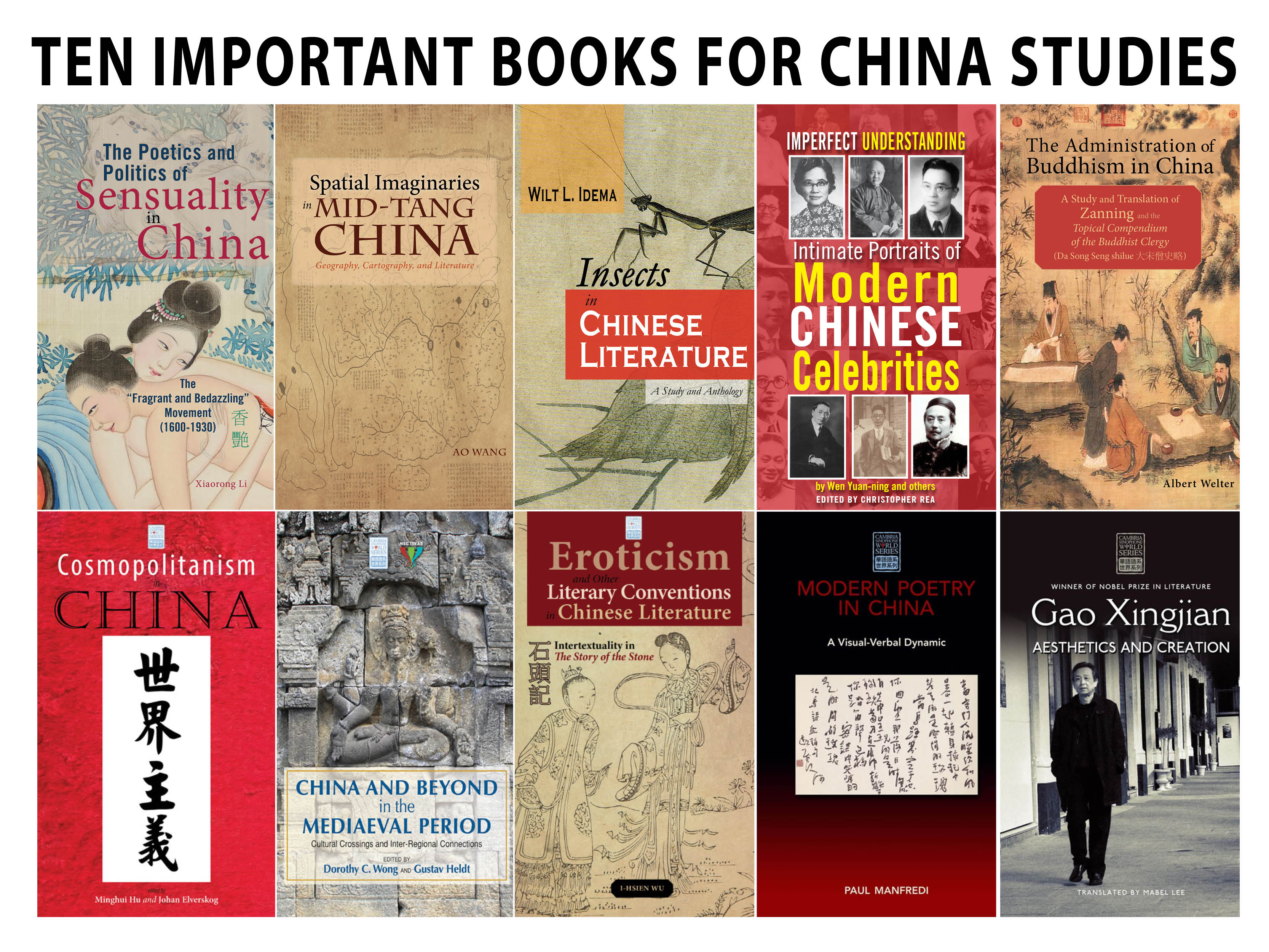 China Books