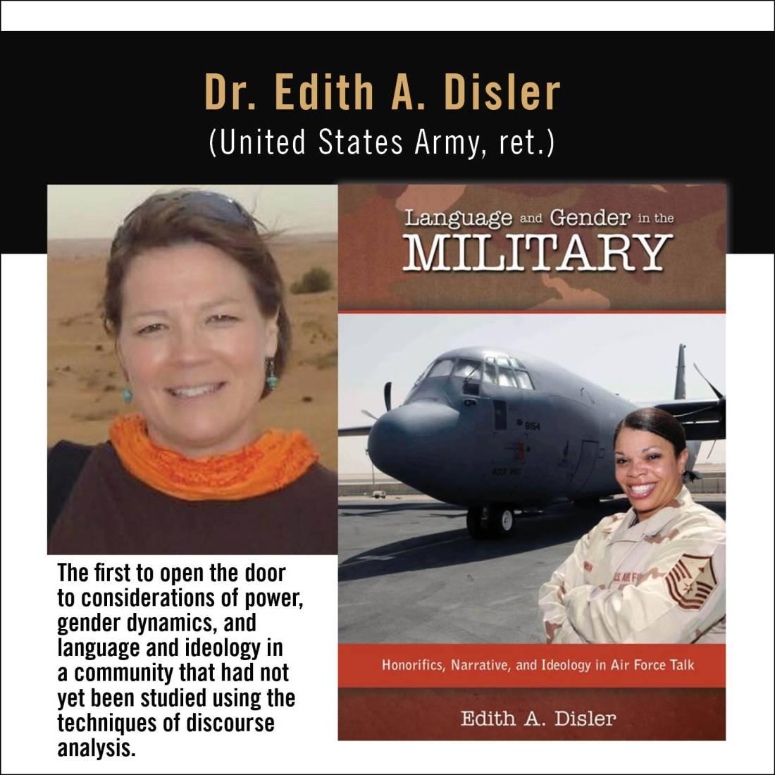 Edith A Disler