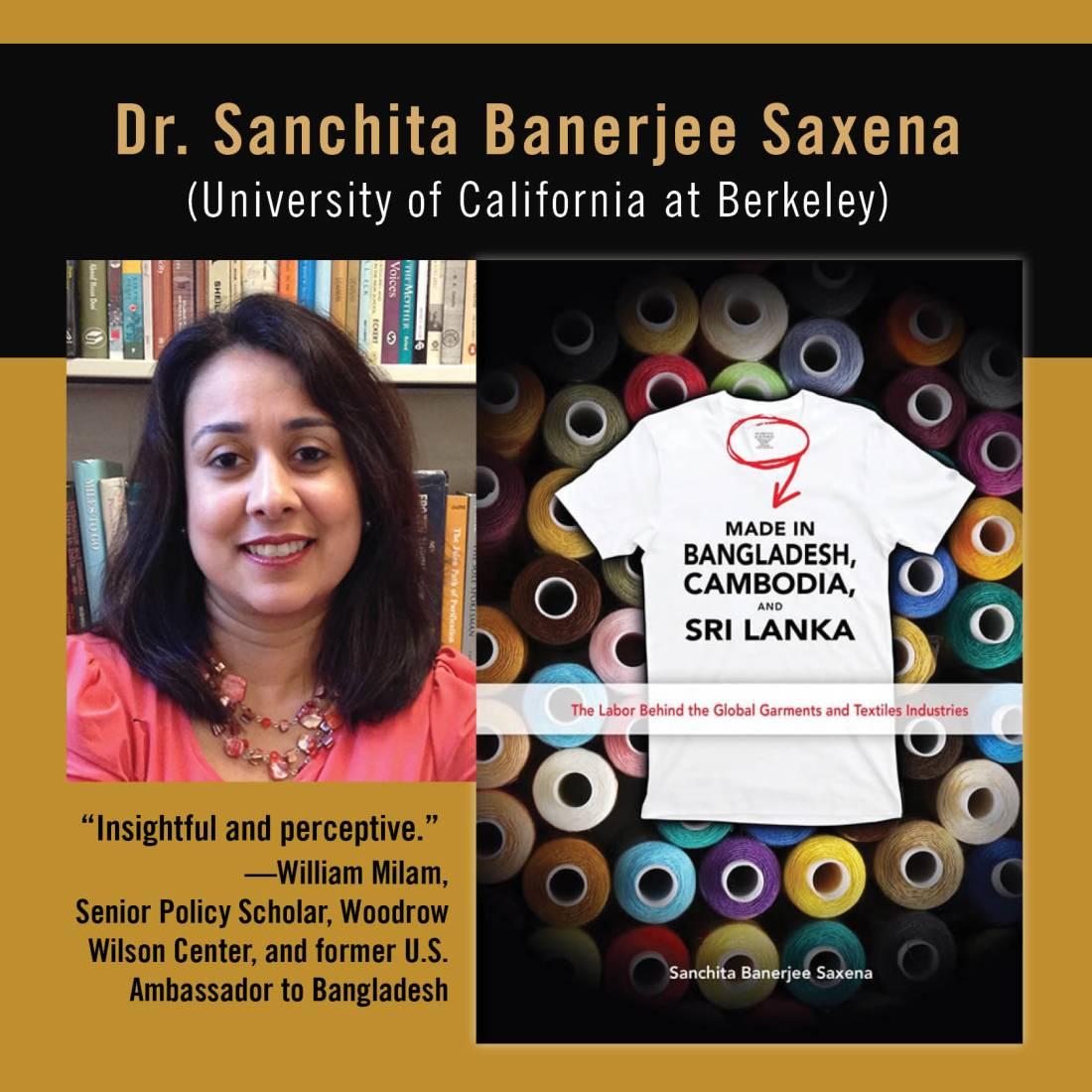 Sanchita Banerjee Saxena